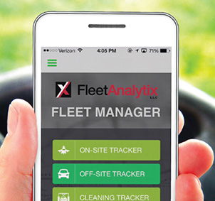 FleetAnalytix fleet manager